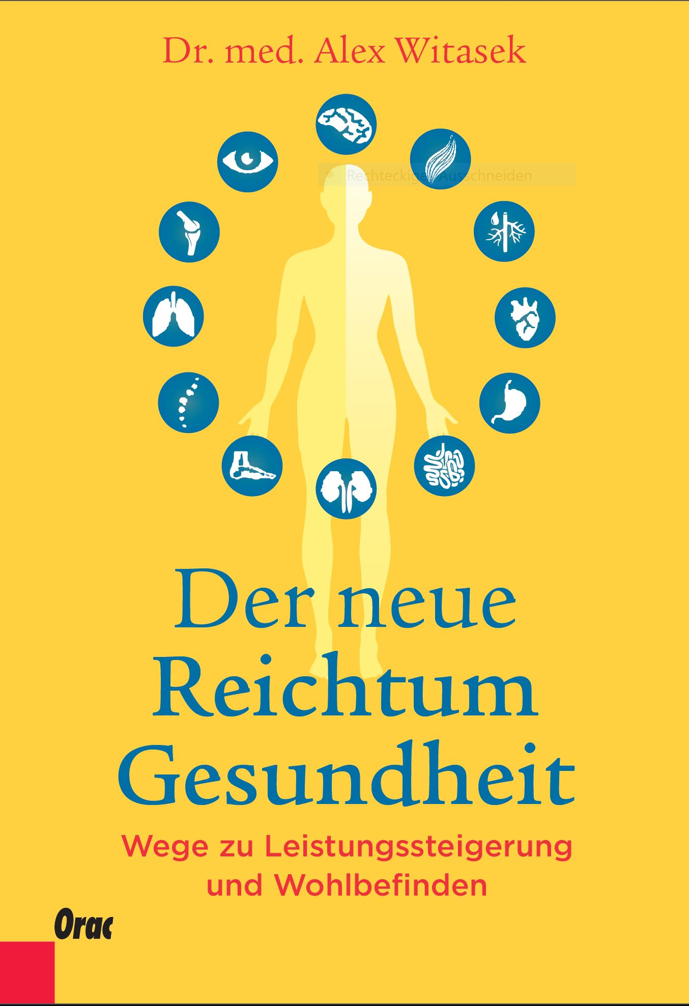 Expert Marketplace -  Dr.   Alex   Witasek  - Der neue Reichtum Gesundheit