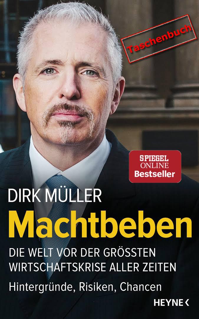 Expert Marketplace -  Dirk Müller  - Machtbeben