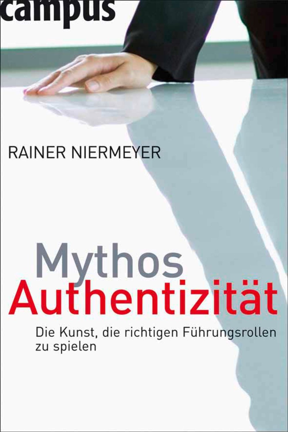 Expert Marketplace -  Rainer Niermeyer  -  Rainer Niermeyer: Mythos Authentizität