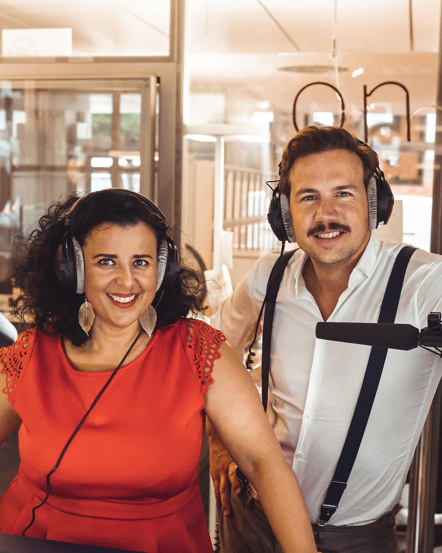 Expert Marketplace -  Loredana Meduri & Alessandro Spanu - Portrait