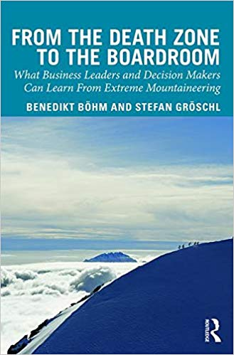 Expert Marketplace -  Benedikt Böhm - From the Death Zone to the Boardroom