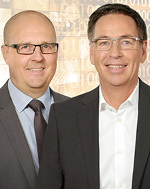 Expert Marketplace -  Dr. Peter Dienst & Manfred Wenzel - Portrait
