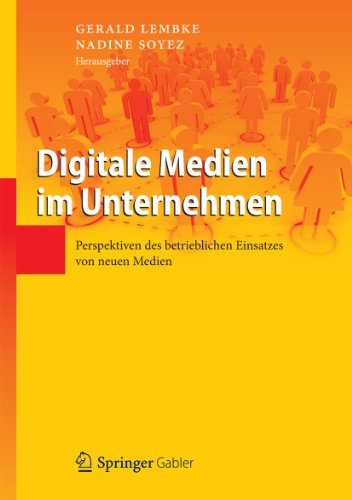 Expert Marketplace - Prof. Dr.  Gerald  Lembke  - Digitale Medien im Unternehmen
