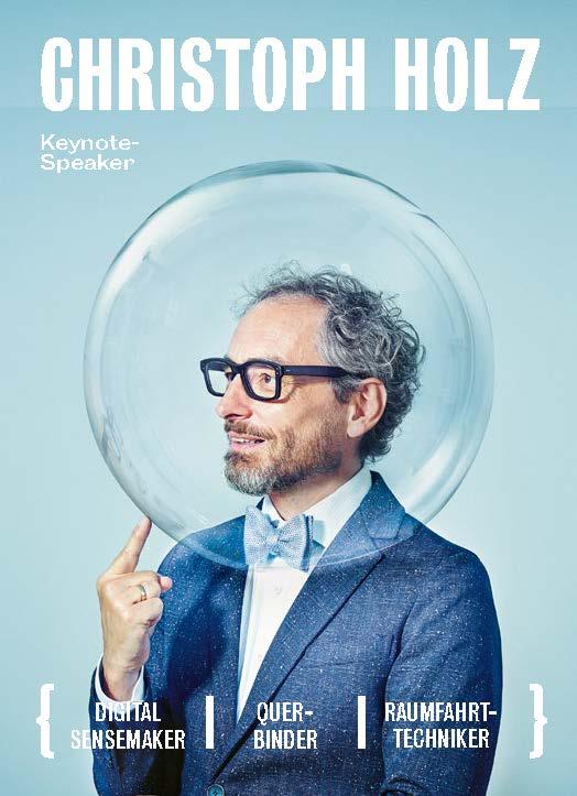 Expert Marketplace - Dipl.-Inform. Christoph Holz - Speaker Booklet