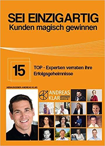 Expert Marketplace -  Andreas Klar  - Sei Einzigartig – Kunden magisch gewinnen