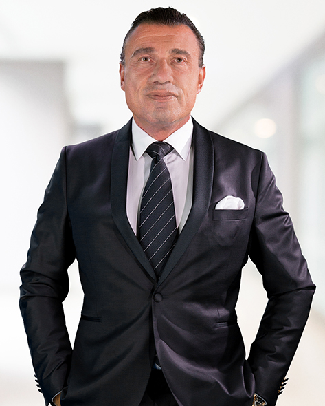 Expert Marketplace -  Dr. h. c. Harald Konstantin Seiz  - Portrait