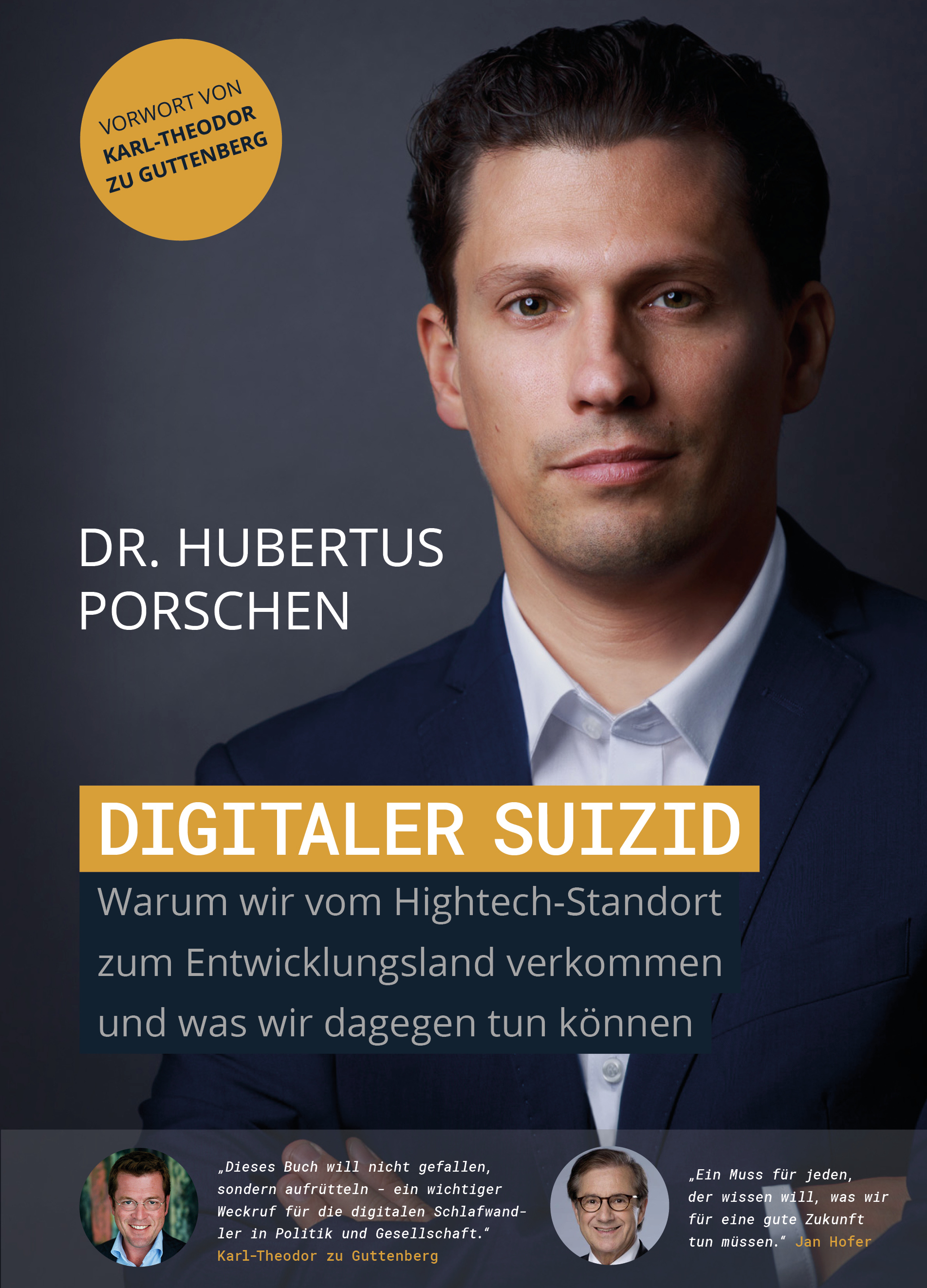 Expert Marketplace -  Hubertus Porschen  - Digitaler Suizid