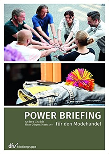 Expert Marketplace -  Andrea Grudda  -  Power Briefing für den Modehandel