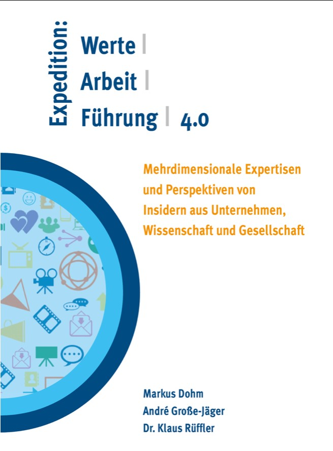 Expert Marketplace -  Andrea Grudda  - Expedition: Werte, Arbeit, Führung 4.0
