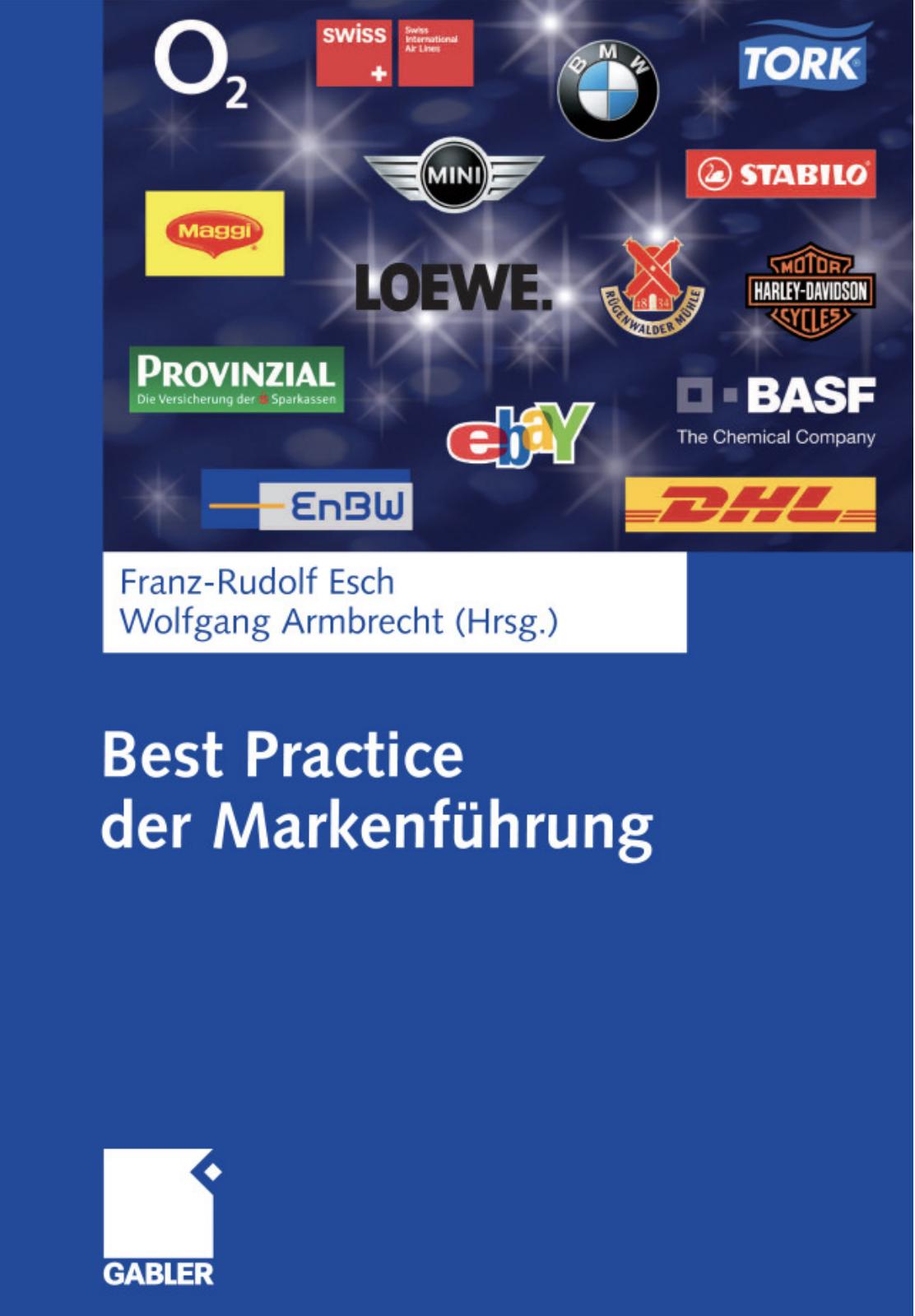 Expert Marketplace - Dr. oec. Hans-Peter Kleebinder - Best Practice Markenführung | Fallbsp. MINI