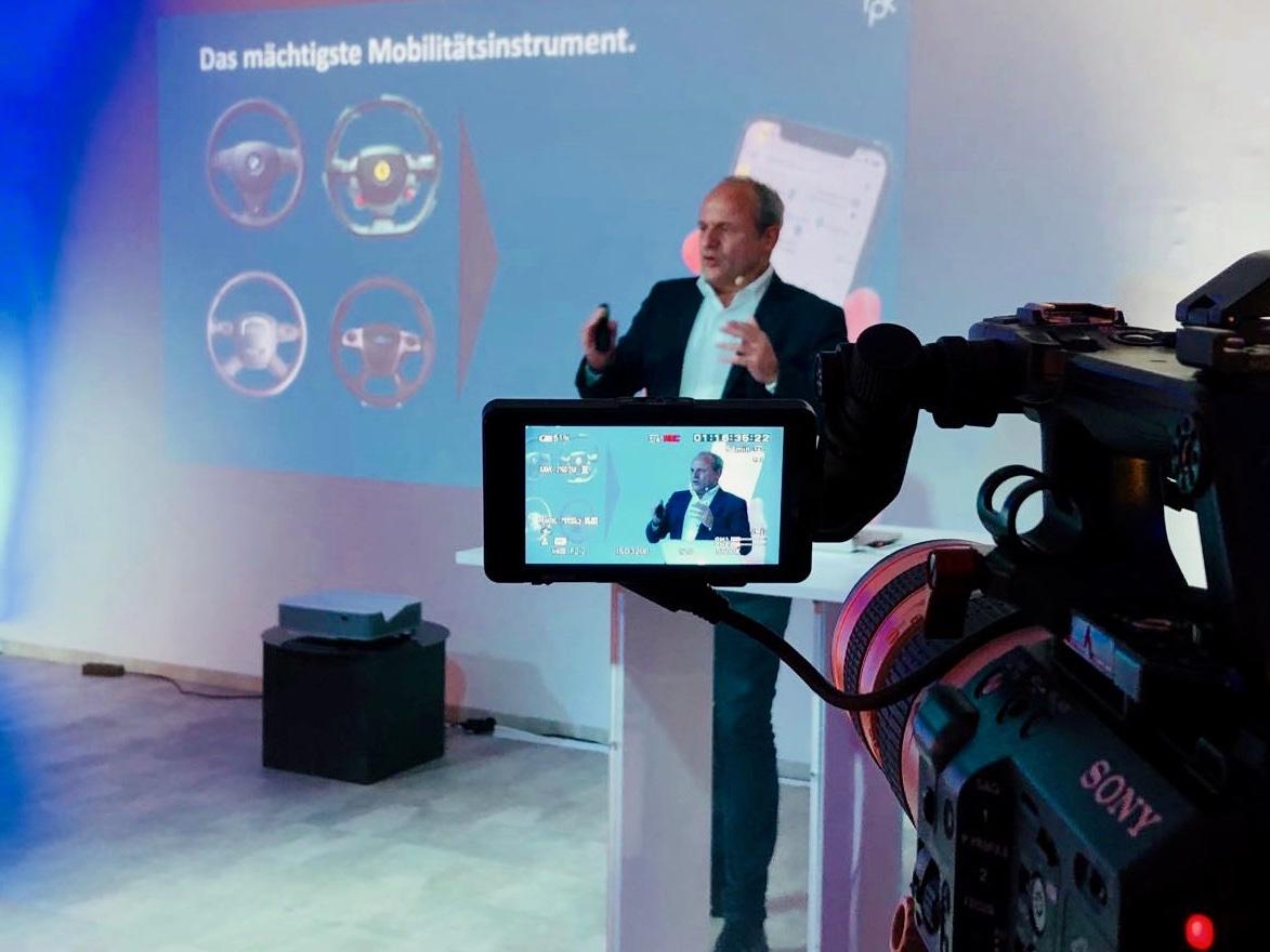 Expert Marketplace - Dr. oec. Hans-Peter Kleebinder - Impressionen drei