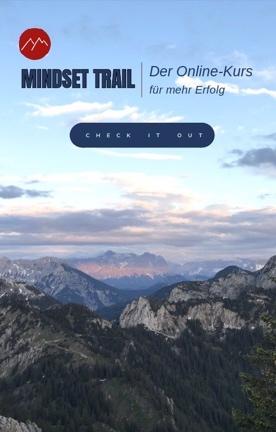 Expert Marketplace -  Annabel Müller  - MINDSET TRAIL - Der Onlinekurs für mehr Erfolg