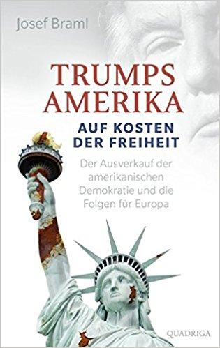 Expert Marketplace - Dr. Josef Braml -  Trumps Amerika - auf Kosten der Freiheit