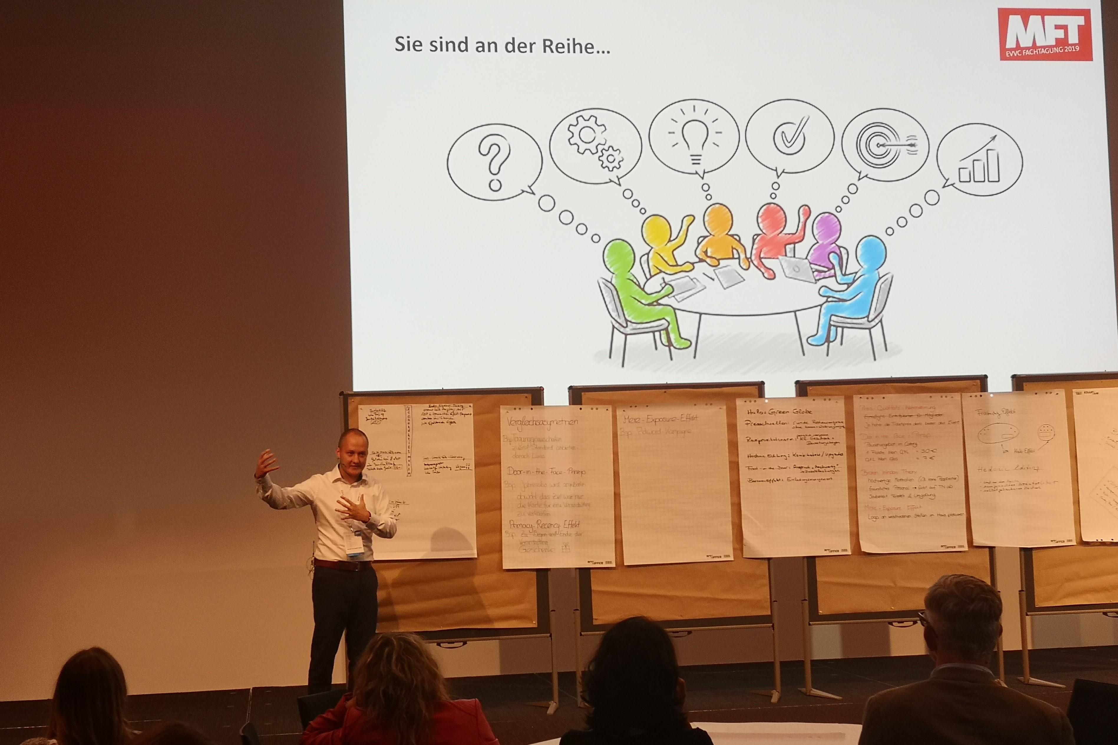 Expert Marketplace -  Steffen Ronft - Impressionen eins