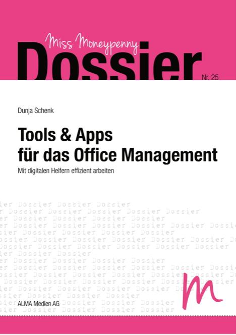 Expert Marketplace -  Dunja  Schenk  - Tools & Apps für das Office Management