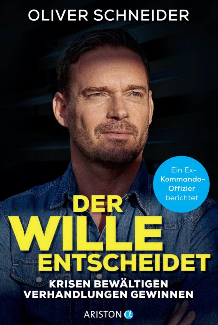 Expert Marketplace -  Oliver Schneider  - Der Wille entscheidet
