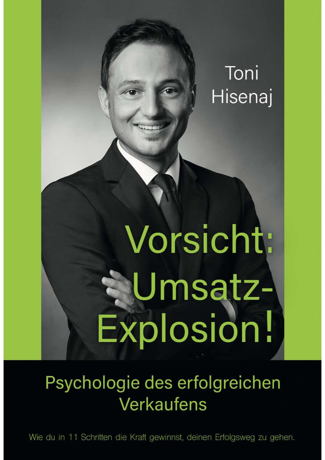 Expert Marketplace - Toni Hisenaj  - Vorsicht: Umsatz-Explosion!
