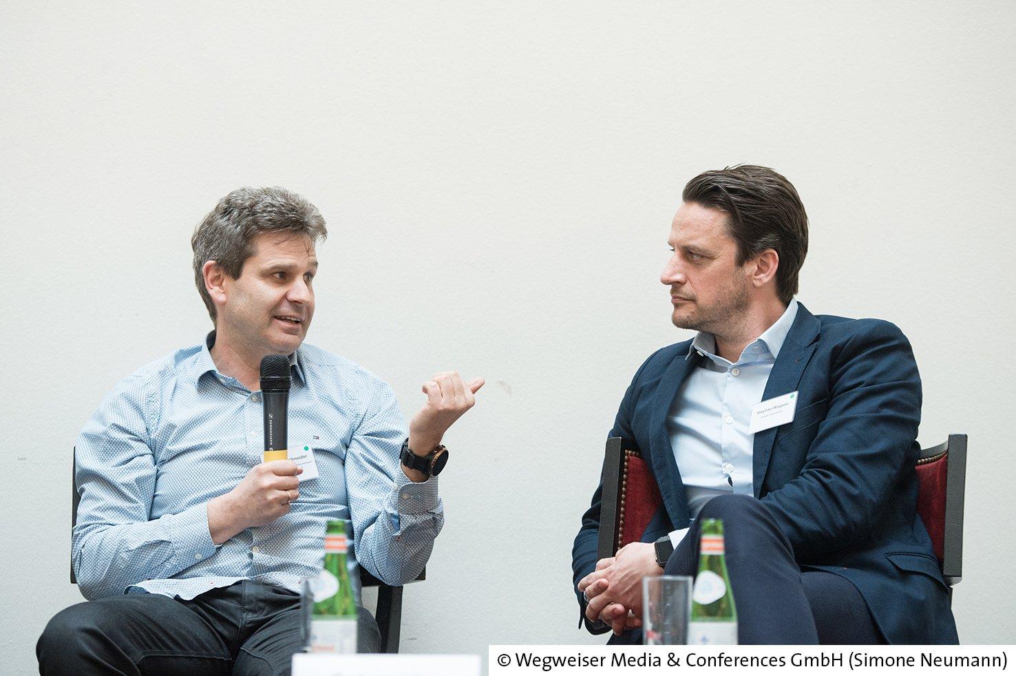 Expert Marketplace -  Stephan Wegerer - Impressionen drei