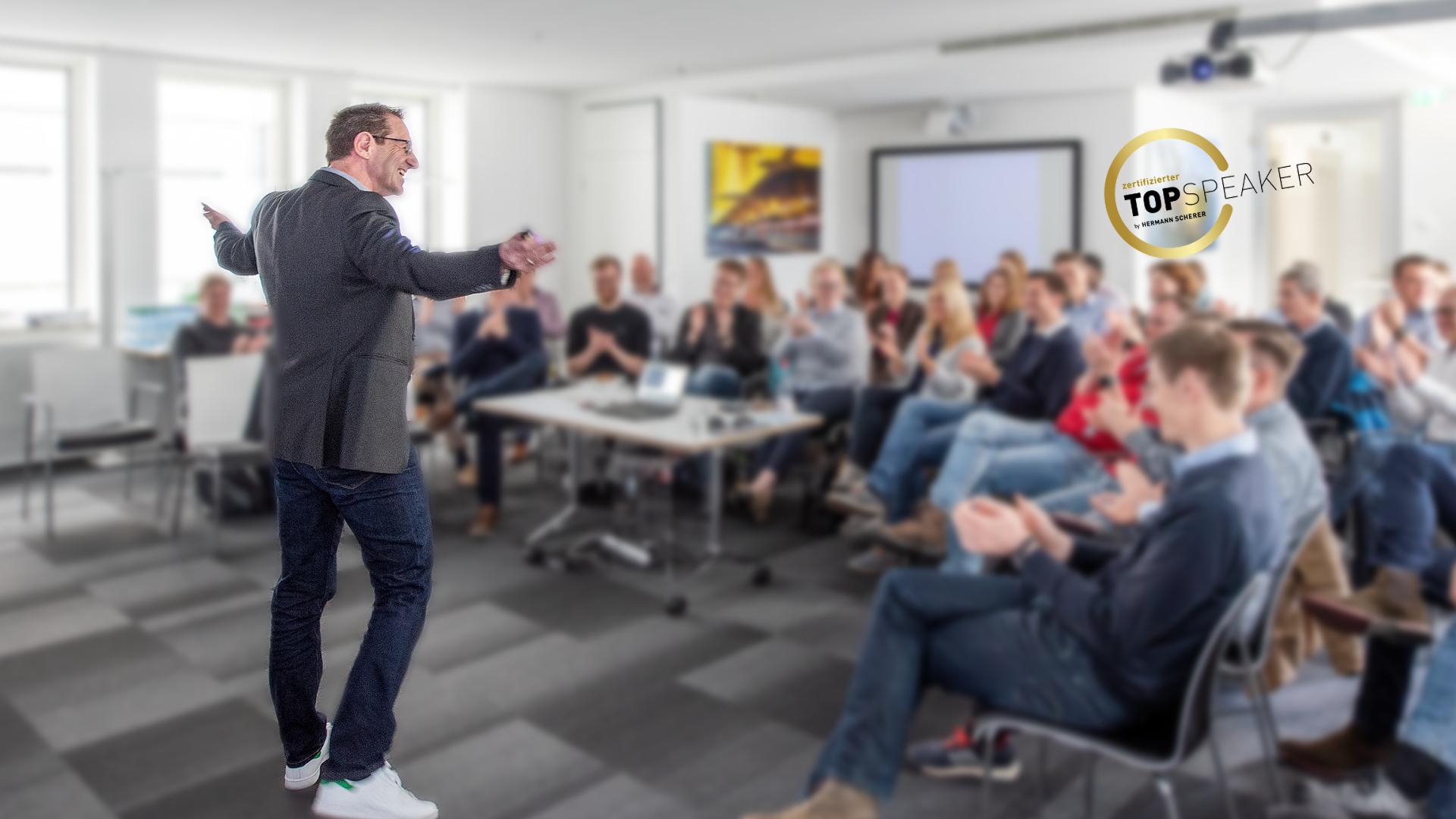 Expert Marketplace -  Dirk Jonassen - Impressionen eins