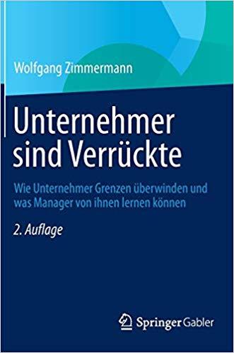 Expert Marketplace -  Wolfgang Zimmermann - Unternehmer sind verrückte