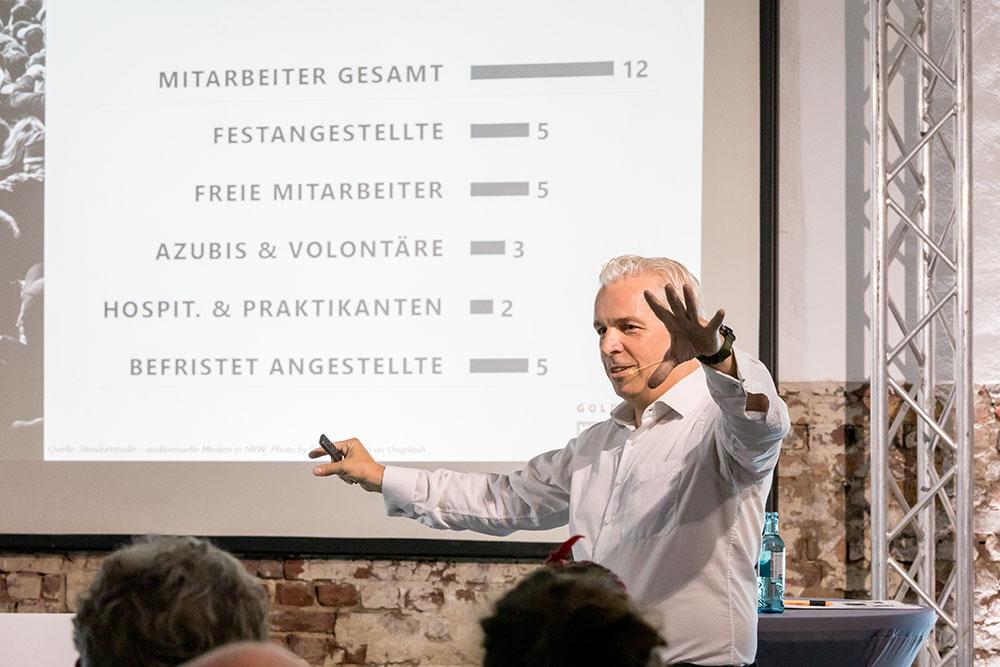 Expert Marketplace - Prof. Dr. Klaus Goldhammer - Impressionen eins