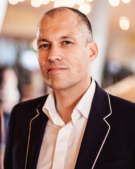 Expert Marketplace - Prof. Dr. Oliver Pott - Portrait