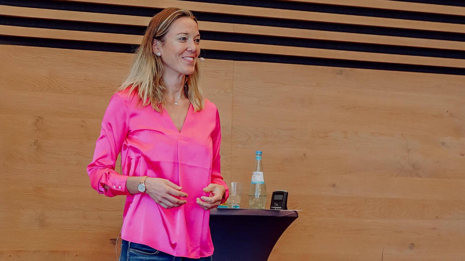 Expert Marketplace -  Carolin Otzelberger - Impressionen eins