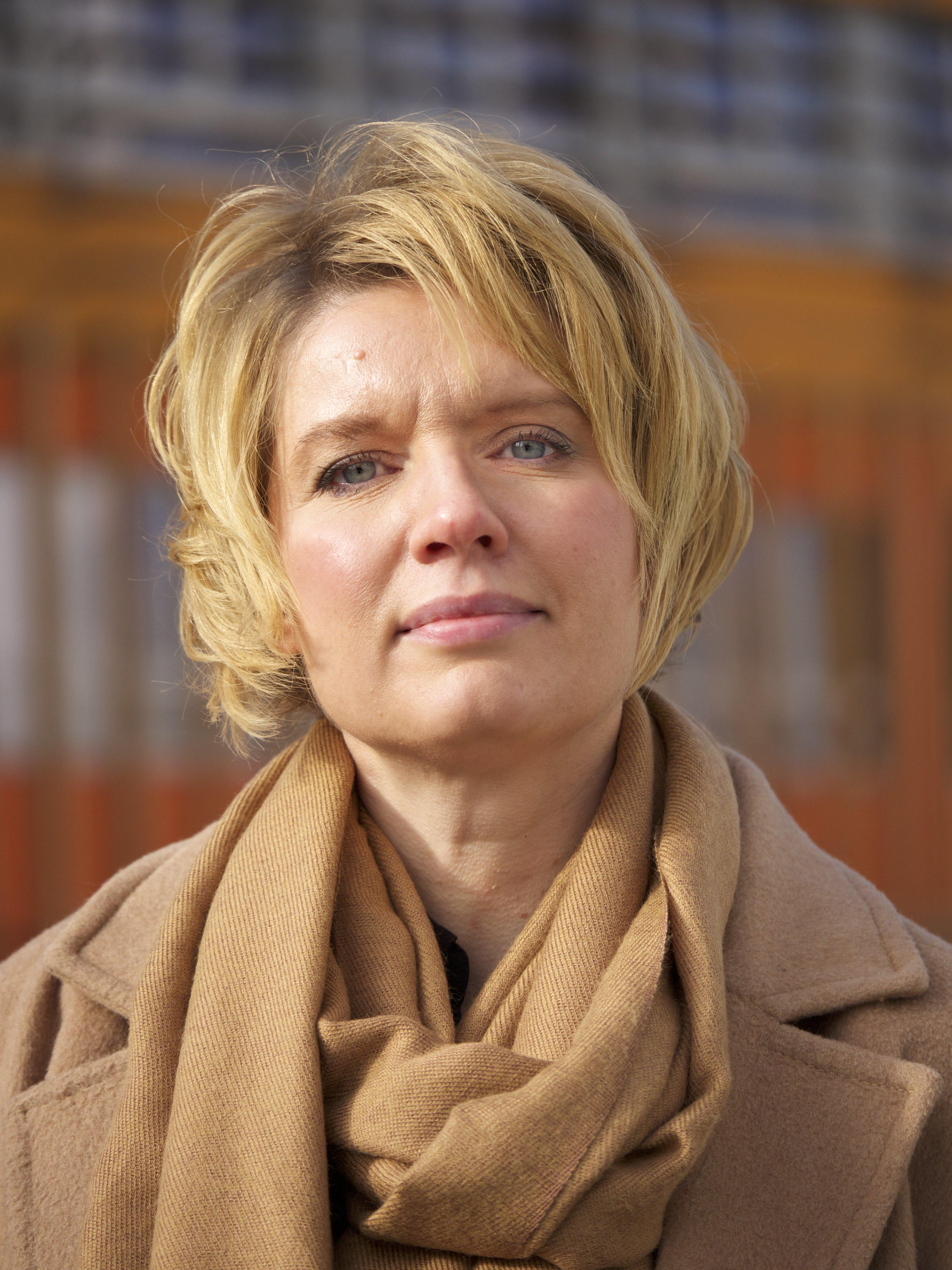 Expert Marketplace -  Yvonne Hofstetter - Portrait