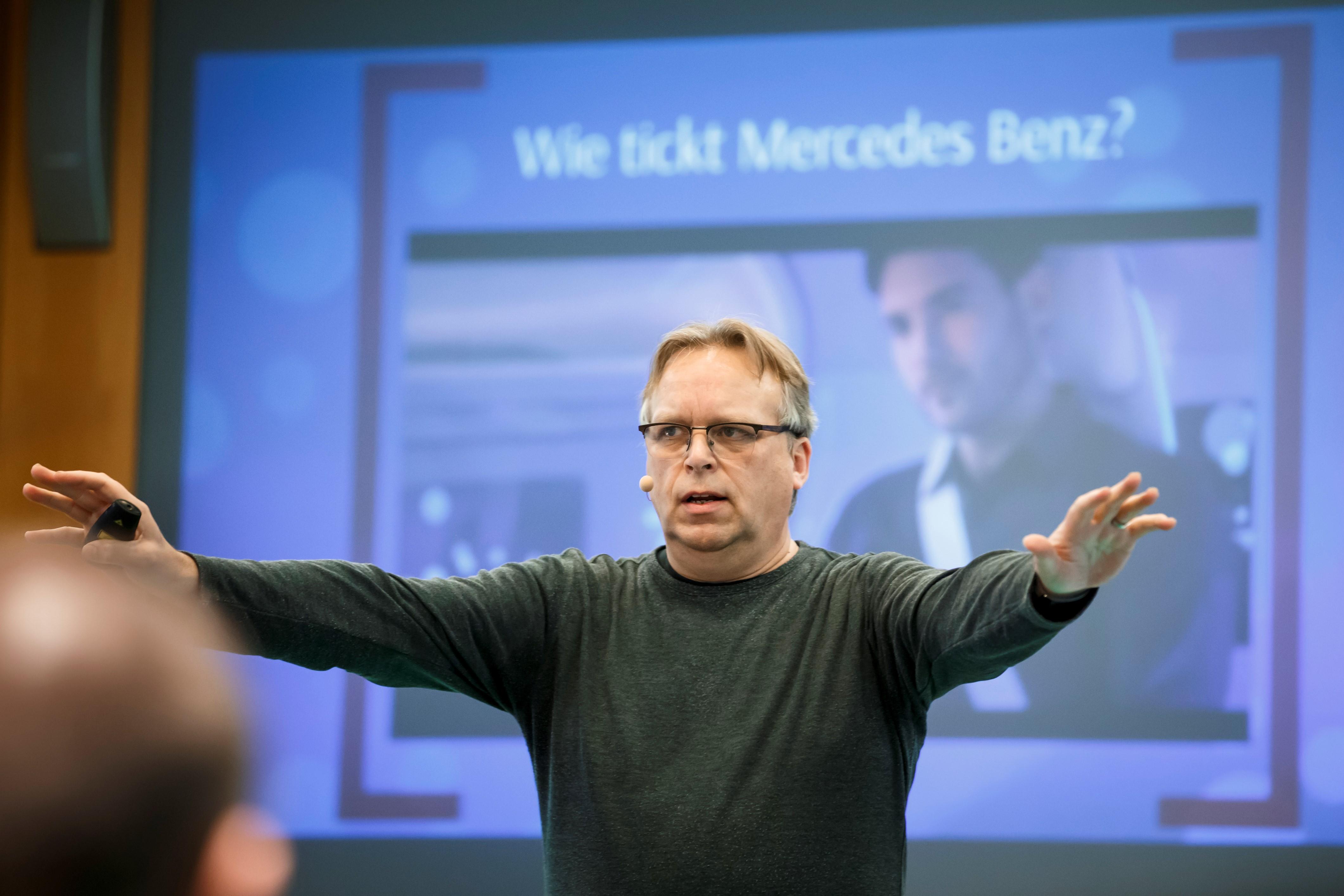 Expert Marketplace -  Jörg Heynkes - Impressionen drei