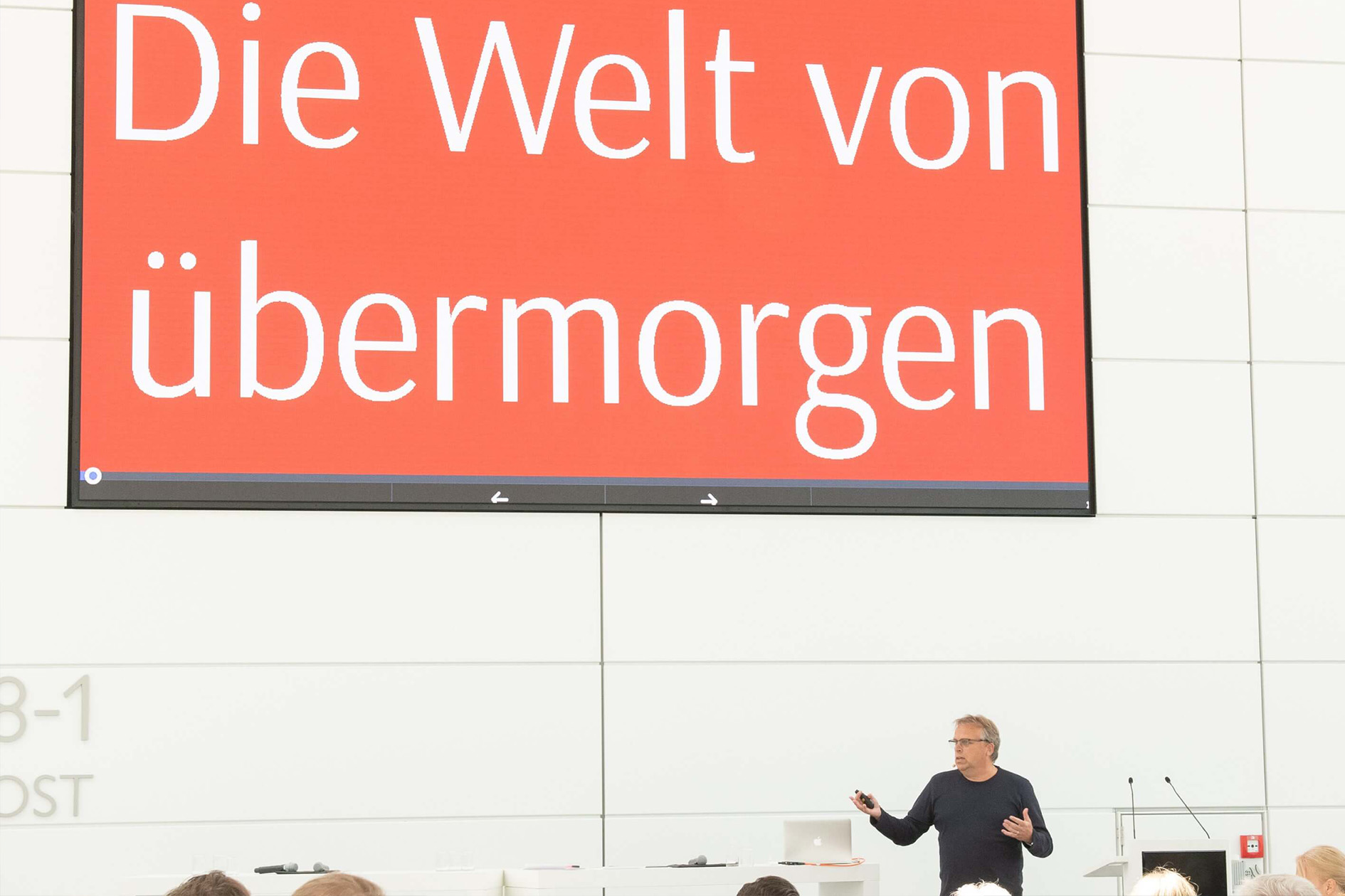 Expert Marketplace -  Jörg Heynkes - Impressionen zwei