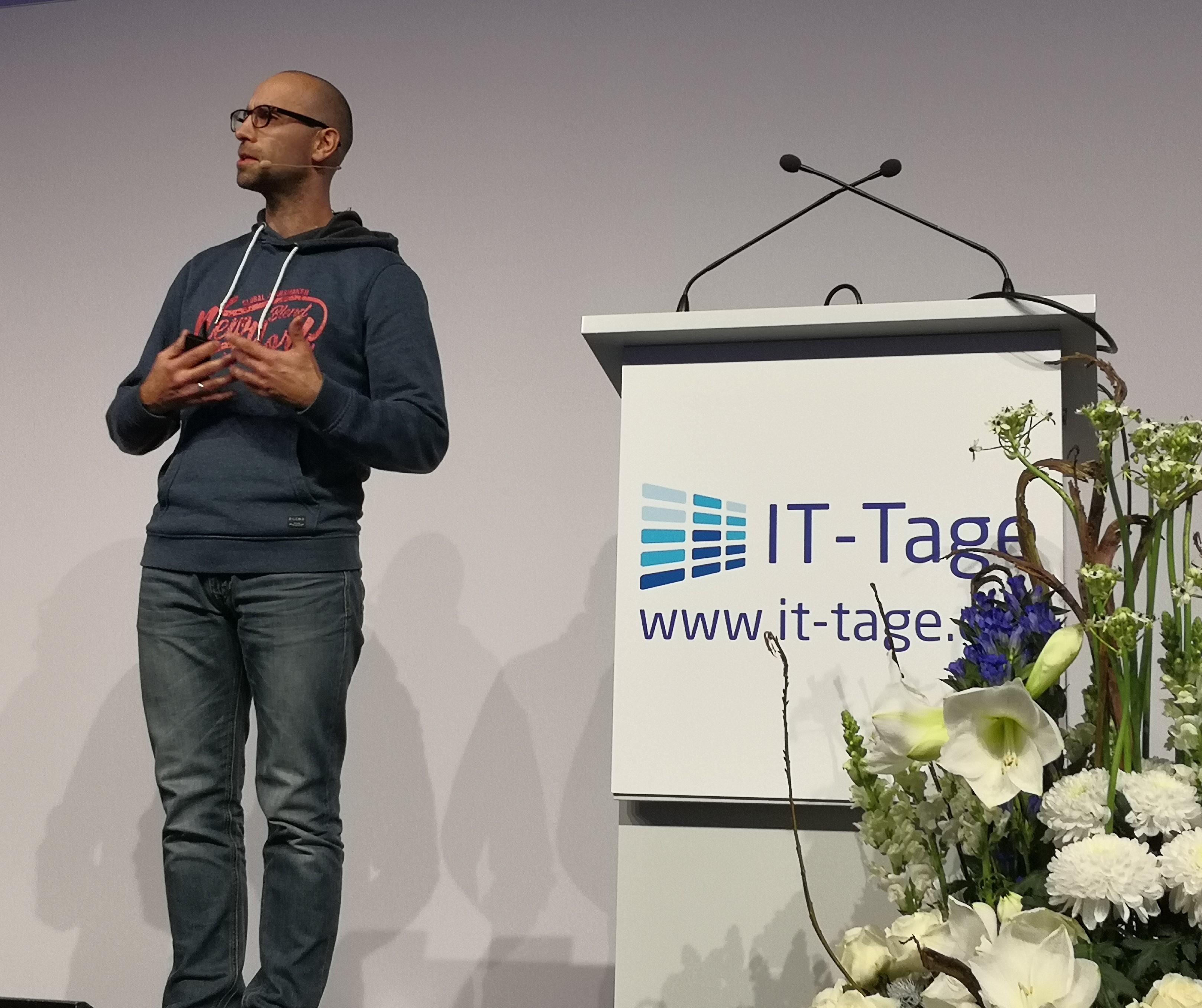 Expert Marketplace -  Tobias Renk - Impressionen eins
