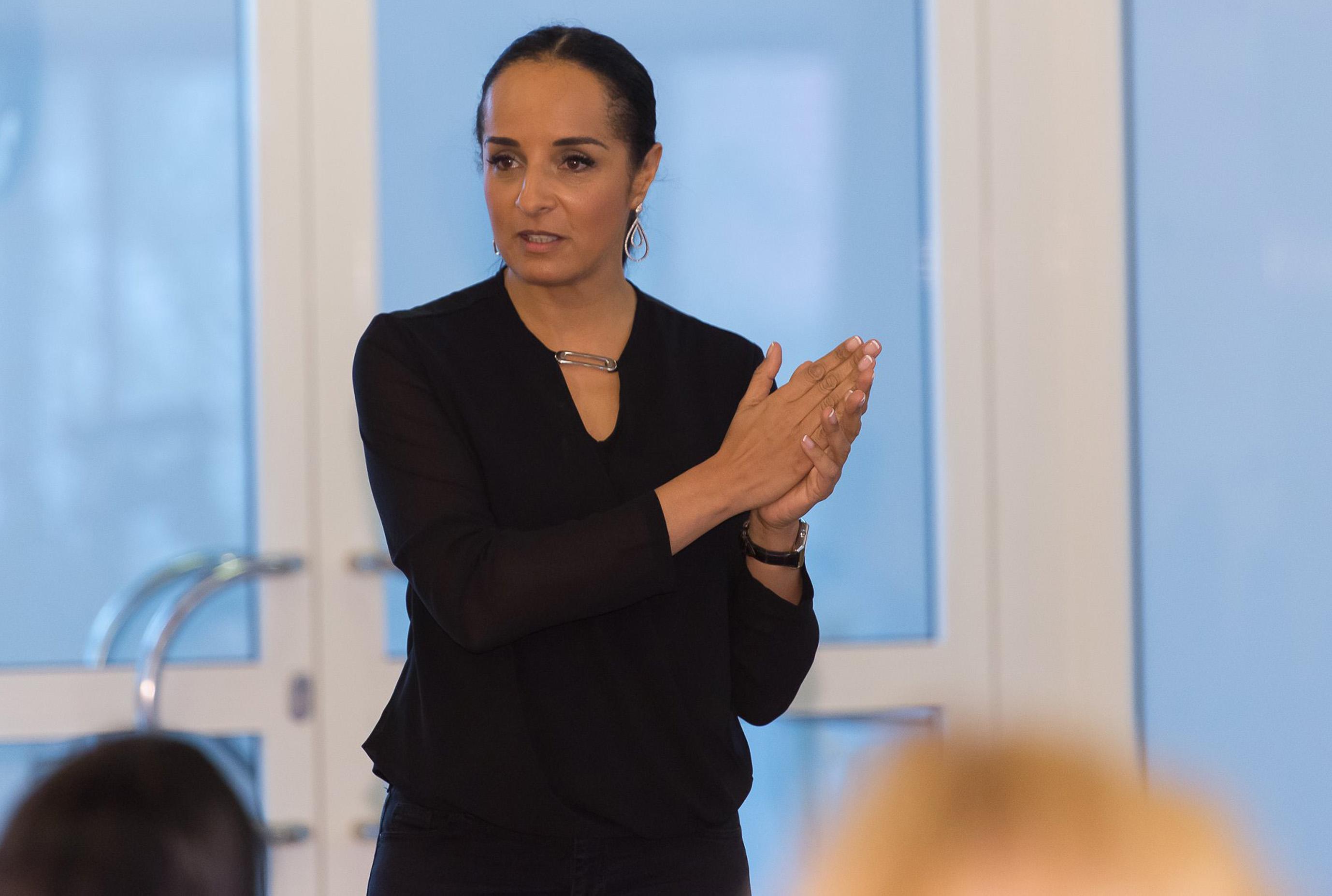 Expert Marketplace -  Manuela Thoma-Adofo - Impressionen zwei