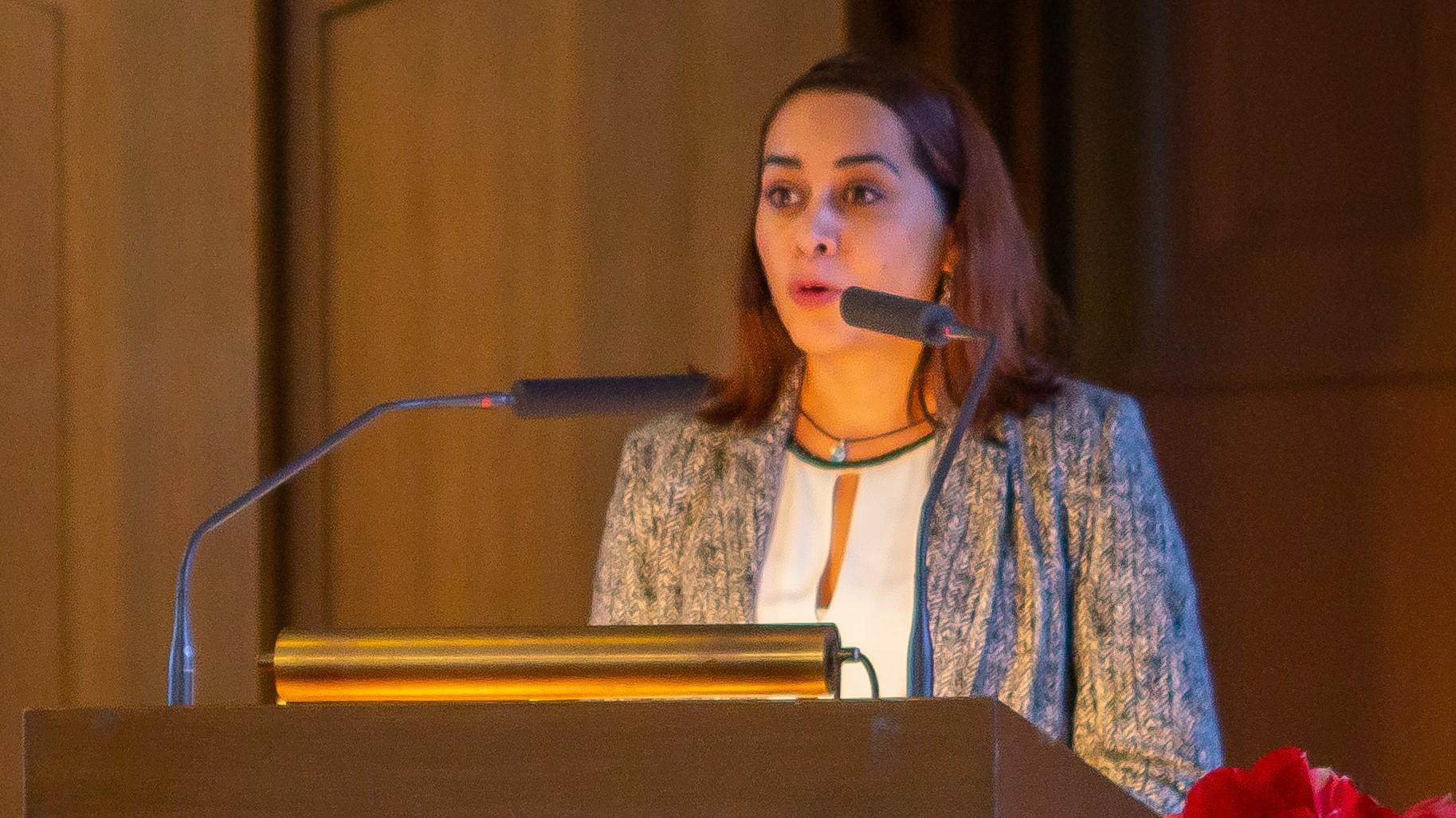 Expert Marketplace - Dr. Maria Luisa Mariscal de Körner - Impressionen eins