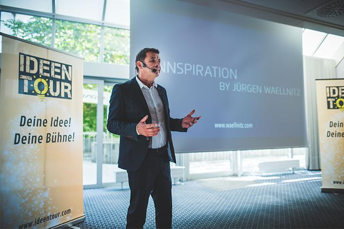 Expert Marketplace -  Jürgen Waellnitz - Impressionen zwei