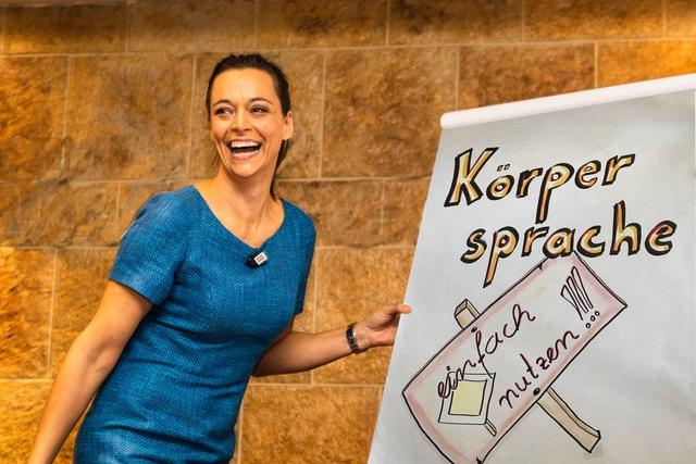 Expert Marketplace -  Yvonne de Bark - Impressionen eins