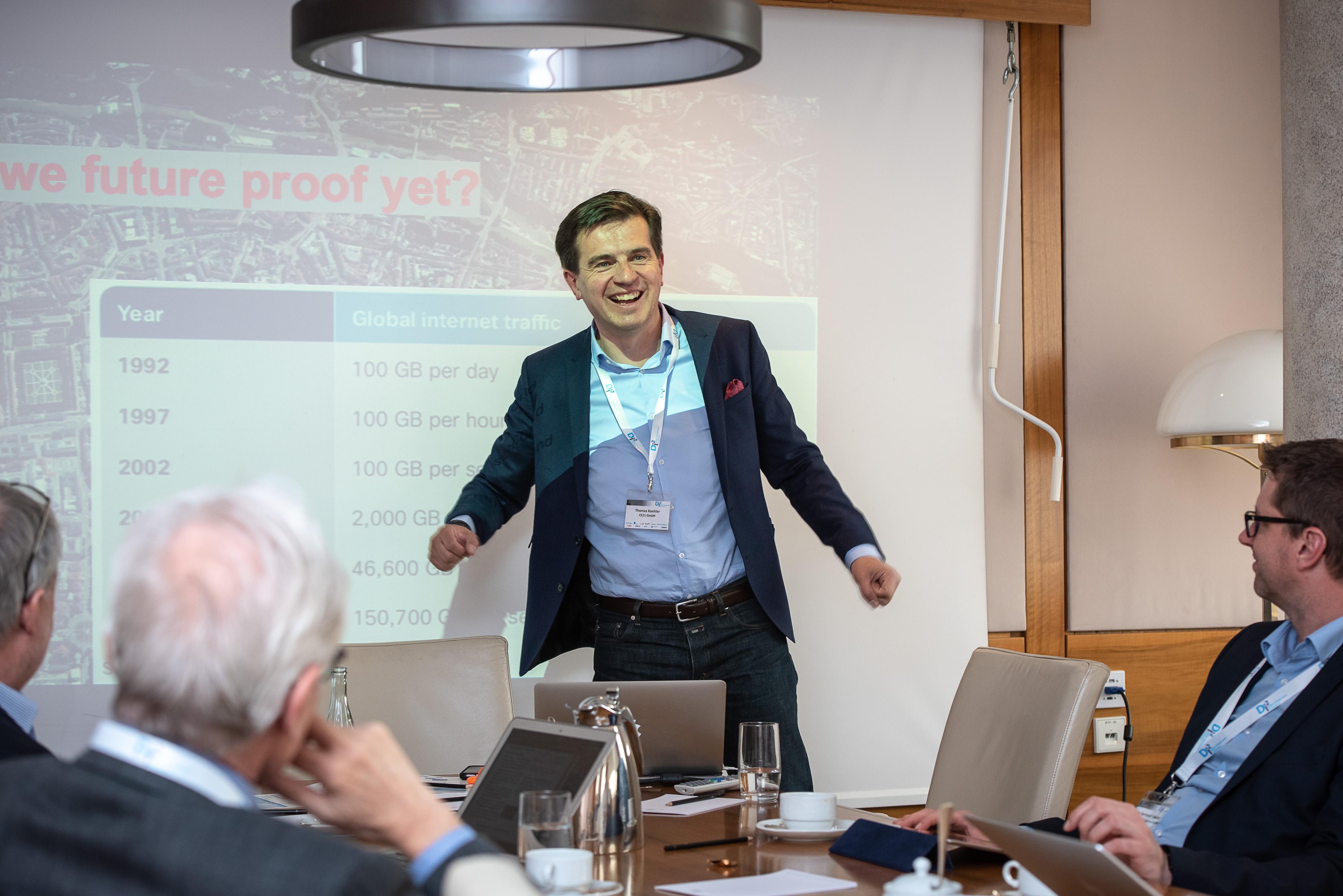 Expert Marketplace - Prof. Thomas R. Köhler - Impressionen eins