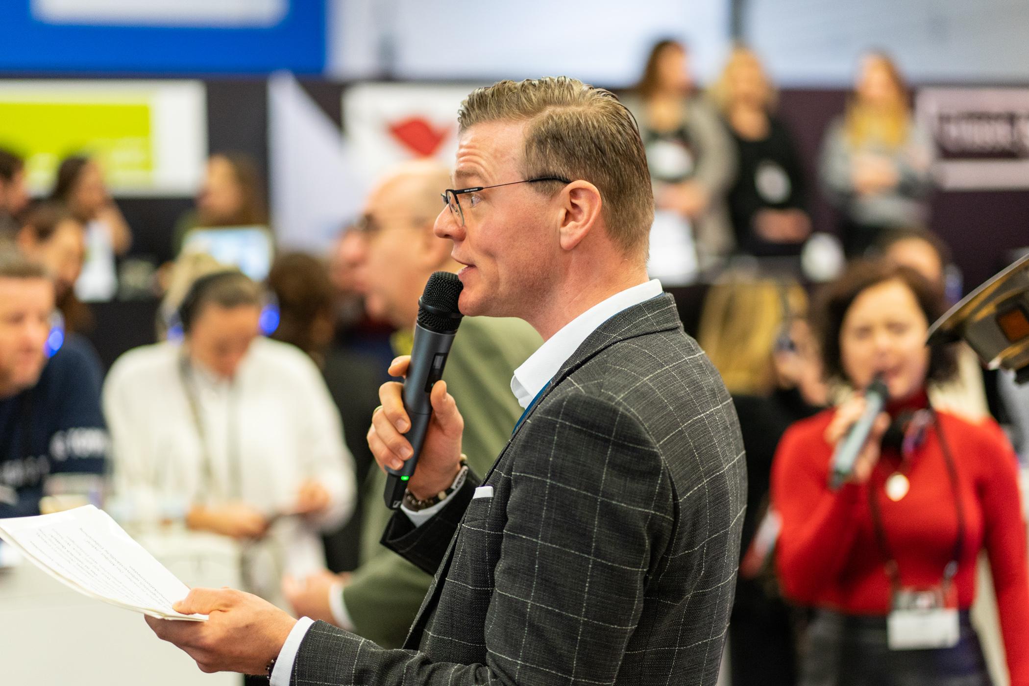 Expert Marketplace -  Bernd Fritzges - Impressionen zwei