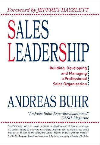 Expert Marketplace -  Andreas Buhr - Sales Leadership