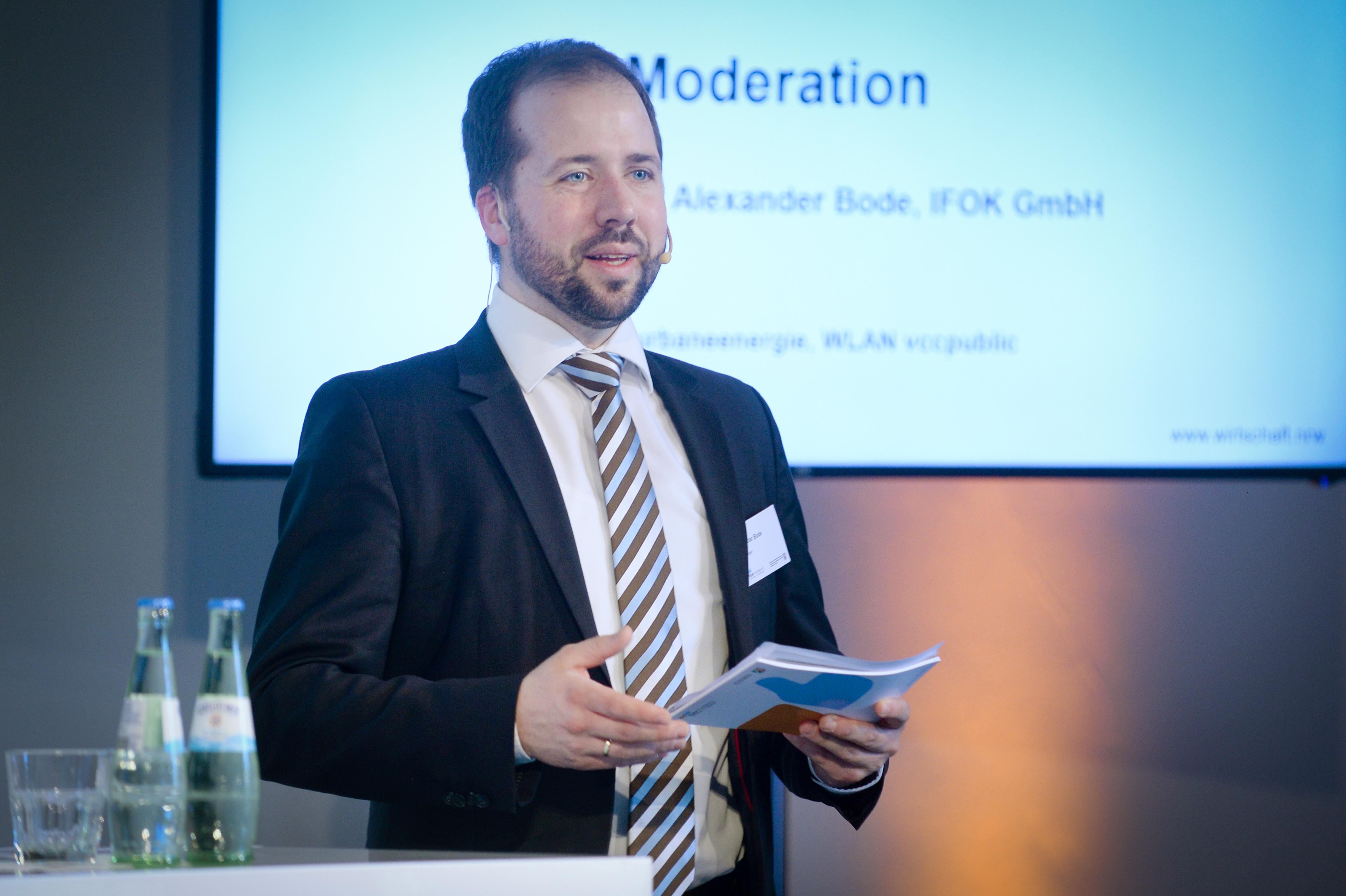 Expert Marketplace - Dr. Alexander Bode - Impressionen drei