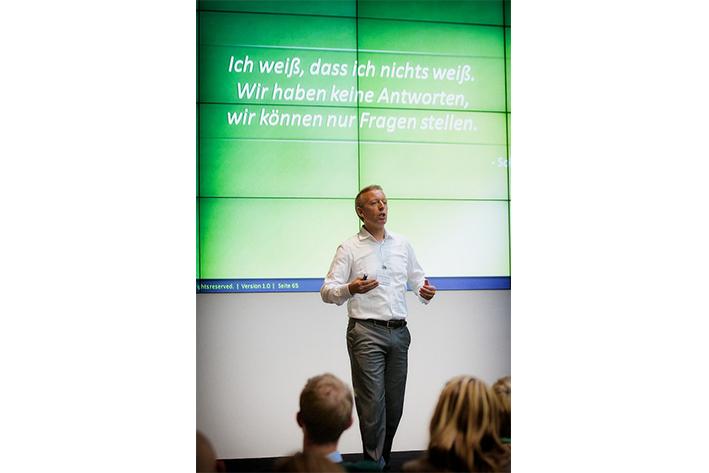 Expert Marketplace -  Wolfgang Hackenberg - Impressionen drei