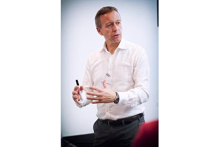 Expert Marketplace -  Wolfgang Hackenberg - Impressionen eins