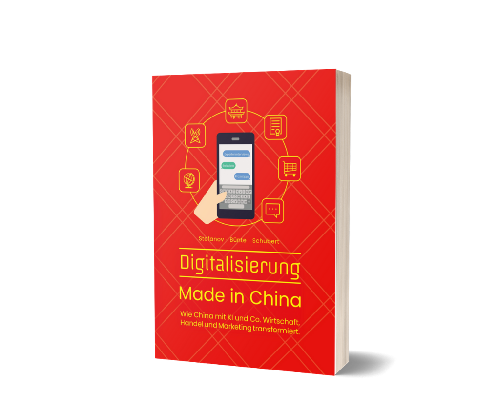 Expert Marketplace - Prof. Dr. Claudia Bünte - Digitalisierung Made in China