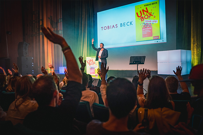 Expert Marketplace -  Tobias Beck - Impressionen drei