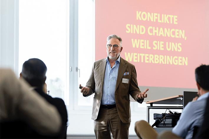 Expert Marketplace -  Wolfgang Walter Wulle - Impressionen drei
