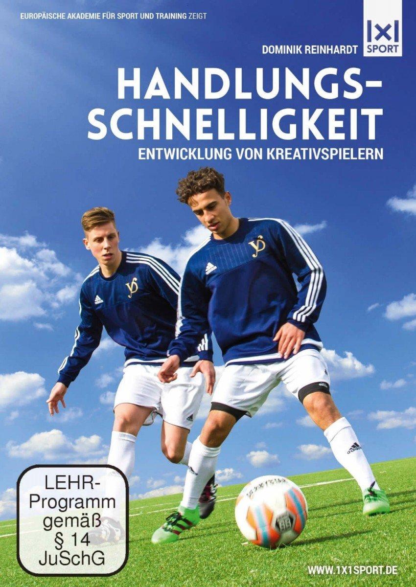 Expert Marketplace -  Dominik Reinhardt - Handlungsschnelligkeit im Fussball