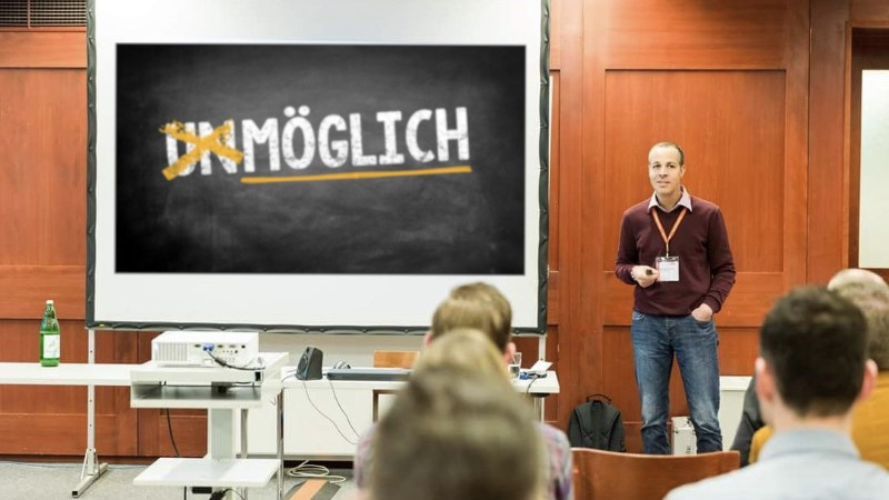 Expert Marketplace - Ing. Wolfgang Posch - Impressionen zwei