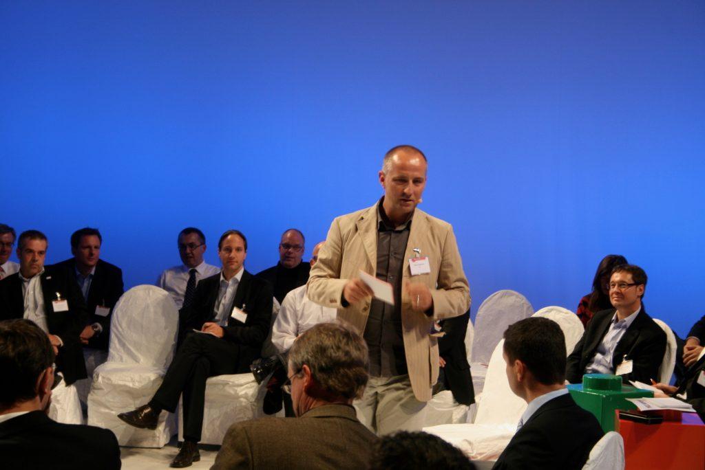 Expert Marketplace -  Rainer Monnet - Impressionen eins