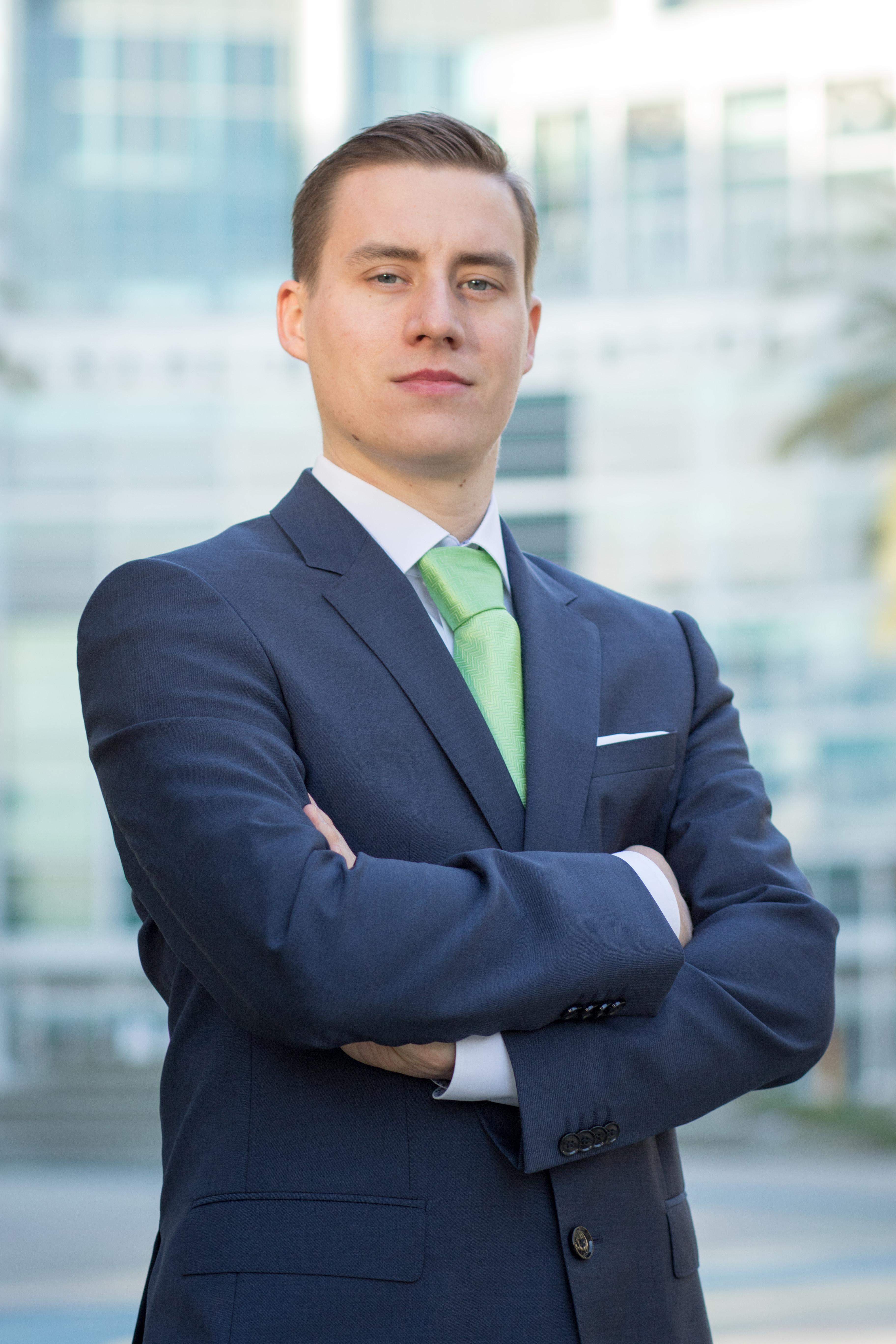 Expert Marketplace -  Jan-Marc Pickhan - Portrait