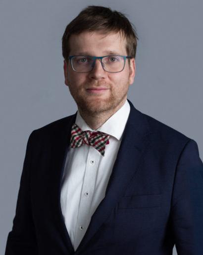 Expert Marketplace - Dr. iur. Stephan Gärtner - Portrait