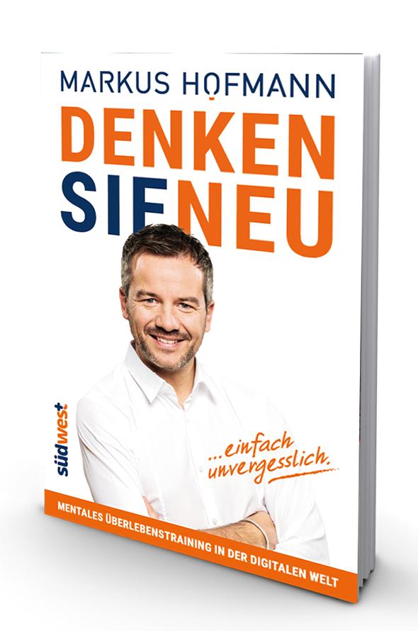 Expert Marketplace -  Markus Hofmann - Denken Sie neu
